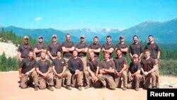 19 nhân viên cứu hỏa thiệt mạng thuộc đội nhân viên cứu hỏa tinh nhuệ và ưu tú. Tổng thống Obama gọi các nhân viên cứu hỏa tử vong là 'các anh hùng'