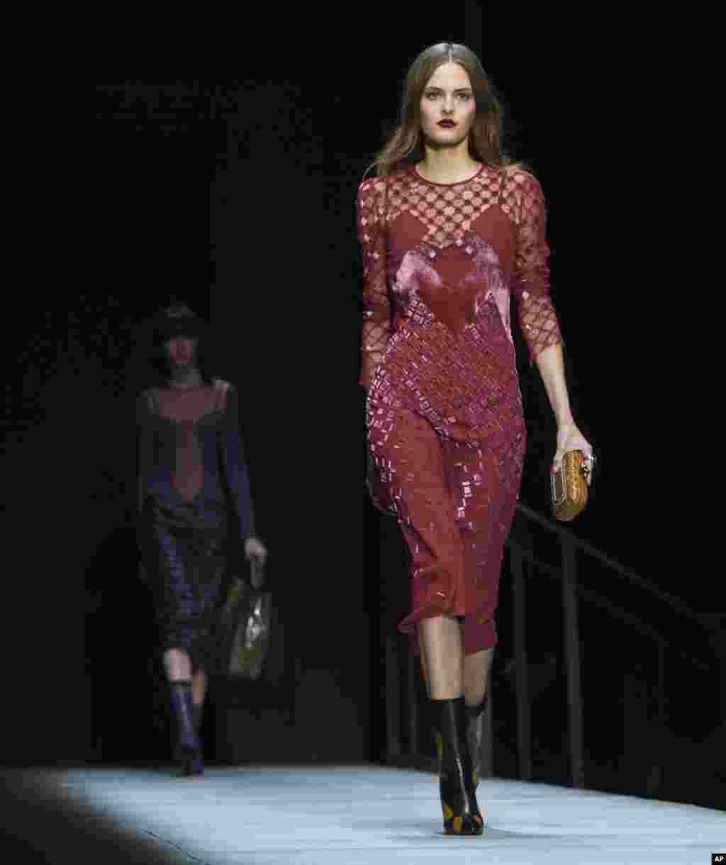 مجموعه لباس های بوتگا ونتا در هفته مد نیویورک