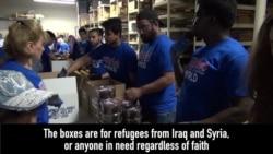 Giving back during Ramadan