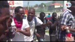 Ayiti: Depite Opozisyon Printemps Belizaire Di li Anfavè Ranvwa Prezidan Jovenel Moïse
