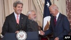 بھارتی وزیر اعظم نے 2014 میں واشنگٹن ڈی سی میں جو بائیڈن سے ملاقات کی تھی۔