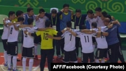 فوتسال در افغانستان پیشینۀ چندانی ندارد؛ اما باآنهم تیم فوتسال توانست از سد تیم های مطرحی مانند ازبکستان و امارات متحده بگذرد.