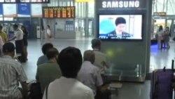 韩国民众支持李明博访日韩争议岛屿