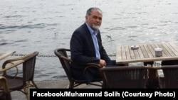 Muxolifatdagi siyosatchi va shoir Muhammad Solih
