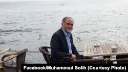 Muhammad Solih, muxolifatchi