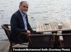 """""""Erk"""" partiyasi rahbari Muhammad Solih 1992- yilda o'tgan ilk prezidentlik saylovlarida muxolif nomzod sifatida ishtirok etgan"""