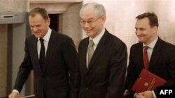 Predsednik Evropskog saveta tokom današnje posete Varšavi