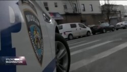 Lokalna muslimanska patrola na ulicama New Yorka