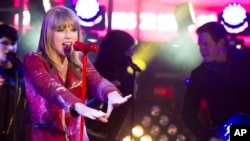 'We Are Never Ever Getting Back Together' by Taylor Swift