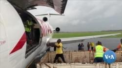 Entraide au Mozambique pour acheminer les vivres d'urgence