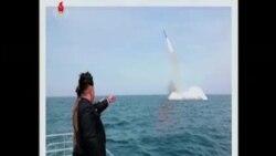 SAD: Pritisak na Kim Jong Una jedina poluga
