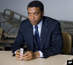 "Chiwetel Ejiofor as ""Peabody"" in Columbia Pictures' SALT."