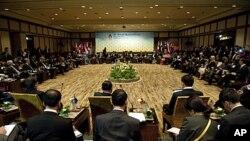 東盟安全會議制訂一系列解決區域衝突協議﹐但仍然仍存障礙。