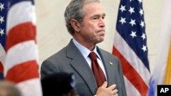 Bush, de 67 años, será dado de alta el miércoles.