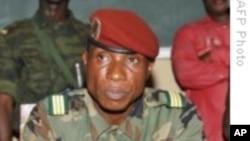 Captain Moussa Dadis Camara is receiving medical treatment after a botched assassination attempt.