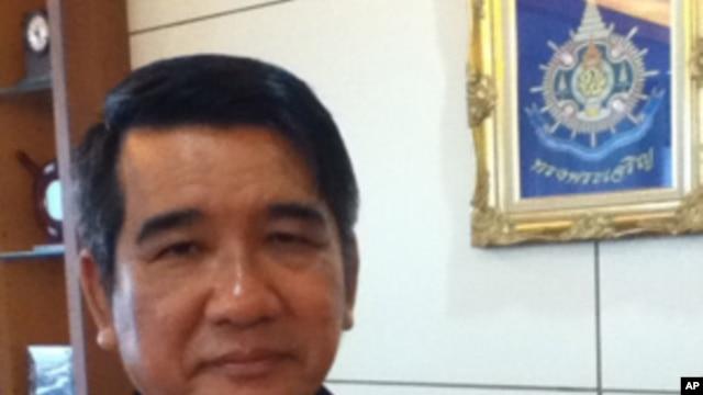 Thai DSI Deputy Director General Yanaphon Youngyuen, June 03, 2011, Bangkok