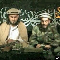 اُردنی خود کش بمبار ہُمام خلیل ابو مُلال البلاوی اور تحریک طالبان کا سربراہ حکیم اللہ محسود کی ویڈیو فلم سی آئی اے پر حملے کے دس روز بعد جاری کی گئی