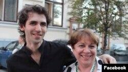 Rəna Mustafabəyli və Aleksandr Kantorov