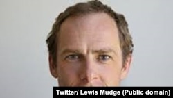 Lewis Mudge umuyobozi wa Human Rights mu karere ka Afrika yo hagati.