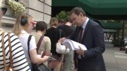 Выборы в Госдуму: как российские избиратели голосовали в Нью-Йорке
