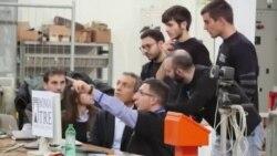 مهندسان ایتالیایی در تلاش برای کاهش خسارات زلزله های بزرگ