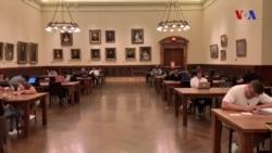 Nyu Yorkun ən qədim kitabxanası