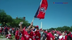 Thousands Celebrate Washington Capitals' Championship Victory