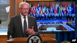 Cпецпредставитель США по Сирии Джеймс Джеффри (архивное фото)