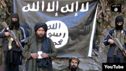 نړیوال ځواکونه وايي دا مهال په افغانستان د داعش شاوخوا ۶۰۰ جګړه ماران فعاله دي