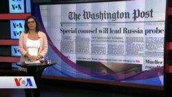 18 Mayıs Amerikan Basınından Özetler