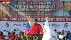 Venezuela: Maduro reitera repudio a Almagro