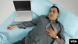 Nedovoljno sna opasno po zdravlje