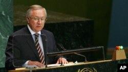 Nhà lập pháp và cựu ngoại trưởng Ukraina Borys Tarasyuk