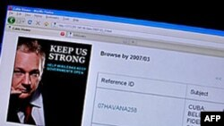 Trang mạng Wikileaks