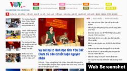 Báo chí Việt Nam hôm 18/8 đồng loạt đưa tin về vụ nổ súng được cho là 'hiếm xảy ra' tại Việt Nam.