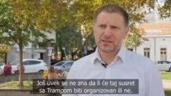 Dragiša Mijačić o potecijalnom susretu Vučića i Trampa
