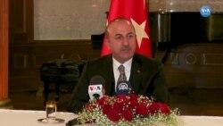 Çavuşoğlu'ndan 'Türkiye-ABD Ortak Görev Gücü' Açıklaması