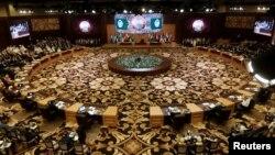 KTT tahunan Liga Arab di Yordania, Rabu (29/3).