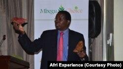 Paul Wanyagah, CEO of Kenya Markets Trust, June 10, 2015.