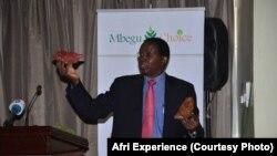 Paul Wanyagah, CEO of Kenya Markets Trust