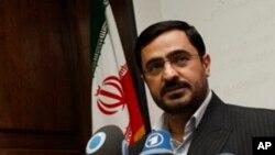Saeed Mortazavi saat masih menjabat sebagai jaksa kota Teheran tahun 2009 (Foto: dok). Media pemerintah Iran mengatakan Mortazavi dibawa ke penjara Evin, Senin malam (4/2) karena terkait kematian tahanan akibat penyiksaan tahun 2009.