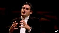 Eduardo Méndez, nuevo director ejecutivo del Sitema de Orquestas Juveniles e Infantiles de Venezuela.
