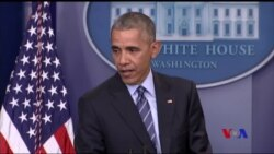 奧巴馬說曾警告俄羅斯停止黑客侵入活動