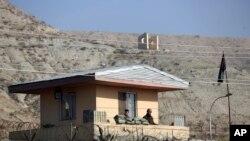아프가니스탄의 군사훈련센터. (자료사진)