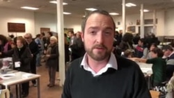 Henry Ridgwell Reports from Catalonian Polling Place
