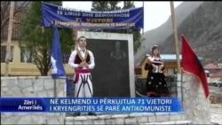 71 vjetori i kryengritjes antikomuniste në Kelmend