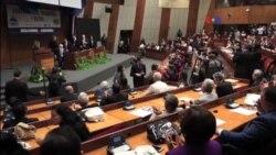 Nueva advertencia de Luis Almagro a Nicolás Maduro