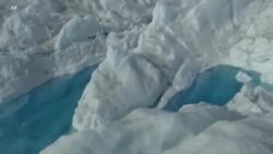 曾经消融的格陵兰冰川开始增长