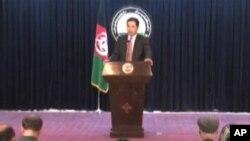 سخنگوی رئیس جمهور افغانستان استعفا کرد