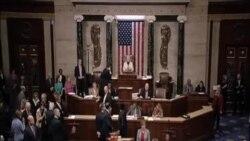 美國國會通過國土安全部一星期撥款
